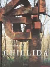 Fachbuch Eduardo Chillida, Hauptwerke, wichtiges Buch, viele Bilder, TOP, NEU