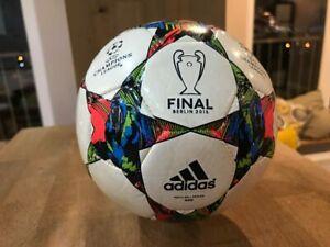 adidas finale berlin 2015 mini ball size 1 uefa champions league ucl ebay adidas