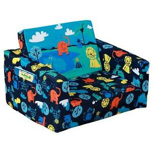 Kids Sofas Bed Upholstered Couch