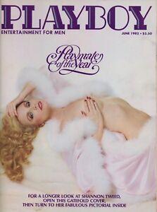 PLAYBOY-JUNE-1982-Shannon-Tweed-Lourdes-Estores-Sugar-Ray-Leonard-Cheryl-Flor