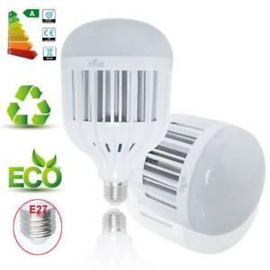 2X-E27-ES-LED-Globe-Light-Bulbs-Lamp-High-Power-36W-Spotlight-Bright-Warm-White