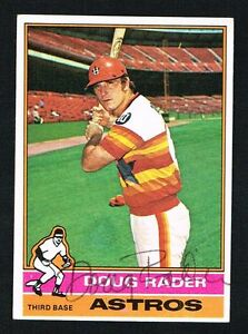 Doug-Rader-44-signed-autograph-auto-1976-Topps-Baseball-Trading-Card