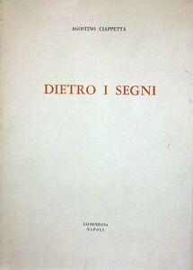 AGOSTINO-CIAPPETTA-DIETRO-I-SEGNI-DIARIO-MINORE-LAURENZIANA-1972-NOTA-COMPAGNONE