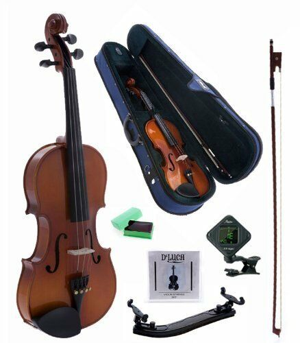 D'Luca Orchestral Series 1 4 Violin Outfit