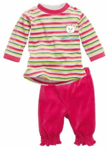 Pantalon Rayures T 62 68 74 80 Playshoes-SCHNIZLER Nicki Bébé Set Tunique Shirt