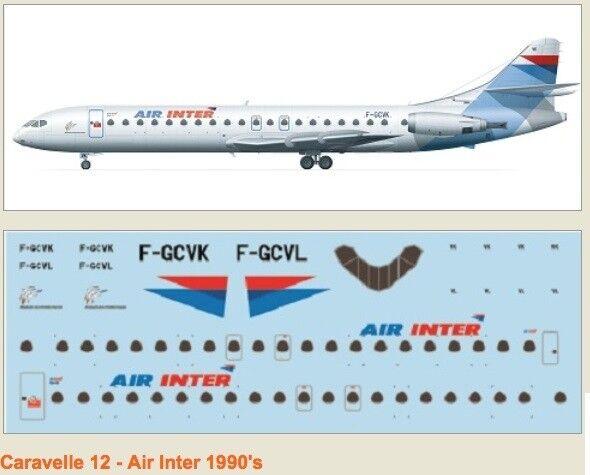 F-Rsin 1 144 Caravelle 12 Aria Inter Anni '90