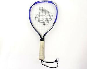 100% De Qualité Ektelon Air O Smash 950 Power Racquetball Raquette Bleu Blanc Oversize 105rm37a-afficher Le Titre D'origine