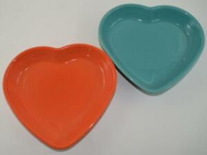 Fiesta-MEDIUM-HEART-BOWL-6-034-wide-Choice-of-Colors
