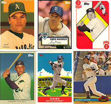 """2007  """"TOPPS""""  WAL-MART  SERIES #1  COMPLETE SET  1-18"""