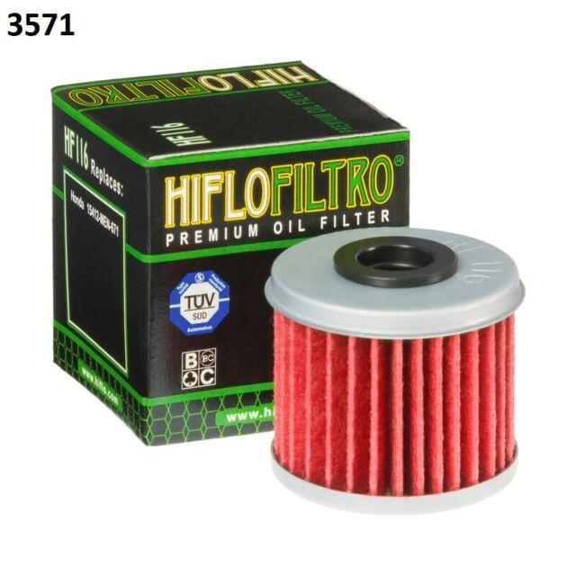 FILTRO OLIO HIFLOFILTRO HF116 PER HUSQVARNA TXC 250 R ANNO 2013