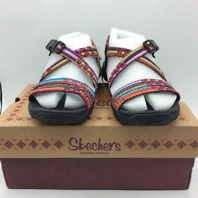 Skechers Womens Reggae Sew Me Boho
