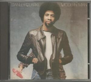 STANLEY-CLARKE-Modern-man-CD-USATO-OTTIME-CONDIZIONI