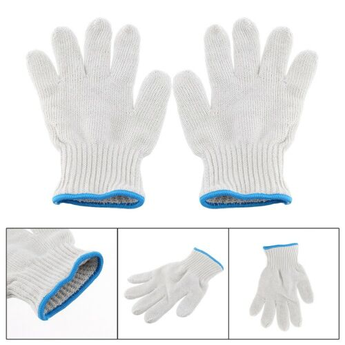 1 Pair Kitchen Oven Gloves Heat Resistant Holder Baking Cook BBQ Protection