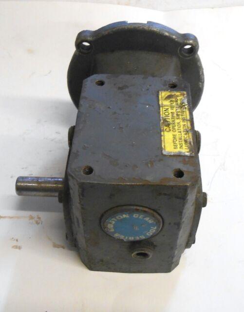 RATIO 30 BOSTON GEAR REDUCER LH F710-30-B4-G    70