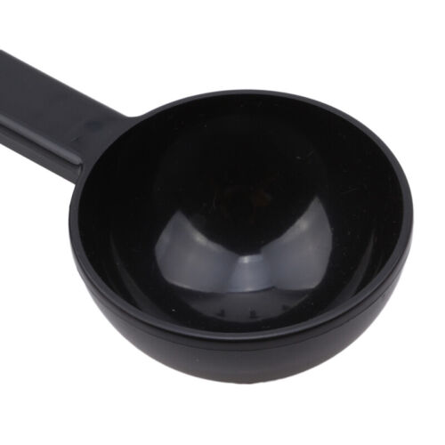 Plastic Coffee Espresso Spoon Measuring Scoop Press Compactor Tamper Utensil LD