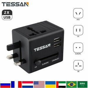 Adaptateur-Prise-Universel-Chargeur-Ports-2-USB-Voyage-Prise-Mural-EU-UK-US-AU