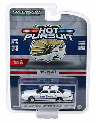 generación 199 Ford Crown Victoria Police Interceptor Policía csi miami Weiss 2