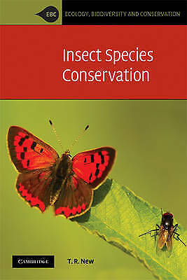 1 of 1 - Insect Species Conservation (Ecology, Biodiversity and Conservation), New, T. R.