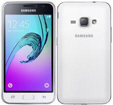 Brand New Samsung Galaxy J1 Mini (2016) DUAL SIM 8GB SMARTPHONE j105h / DS-Bianco