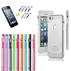 For-iPhone-5-5S-Ultra-Thin-Transparent-Crystal-Clear-Hard-TPU-Case-Cover