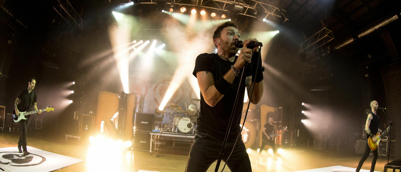 Ugly Sweater Holiday Party Tickets Rise Against, the Struts, and Sleeping With Sirens | Mesa, AZ | Mesa Amphitheatre | December 11, 2017