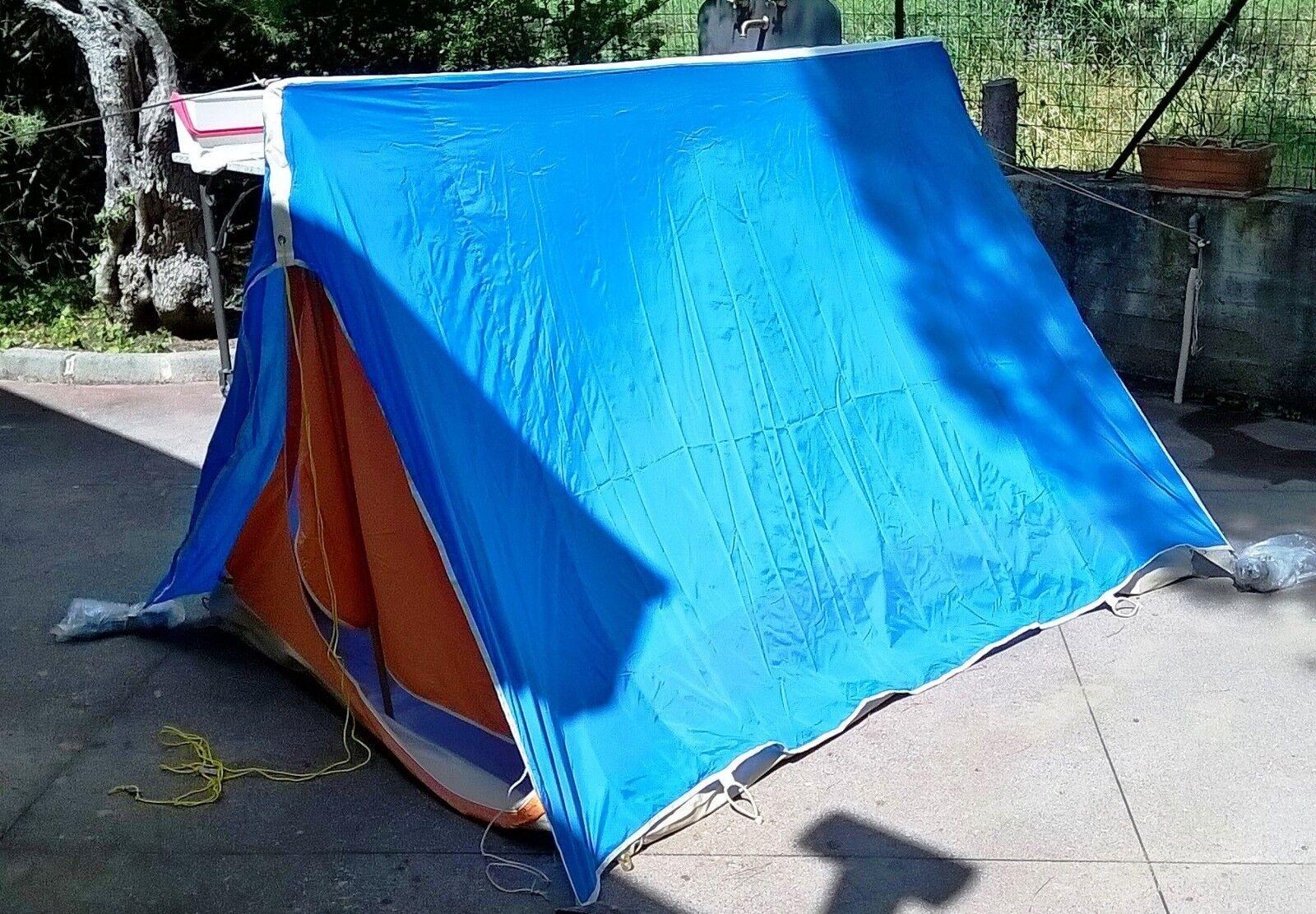 CAMPEGGIO / Tenda CAMPING: Tenda / CANADESE 3 posti - Doppio telo aefdc6