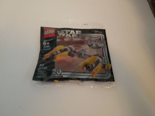 Lego Star Wars Nave 30461 Novo