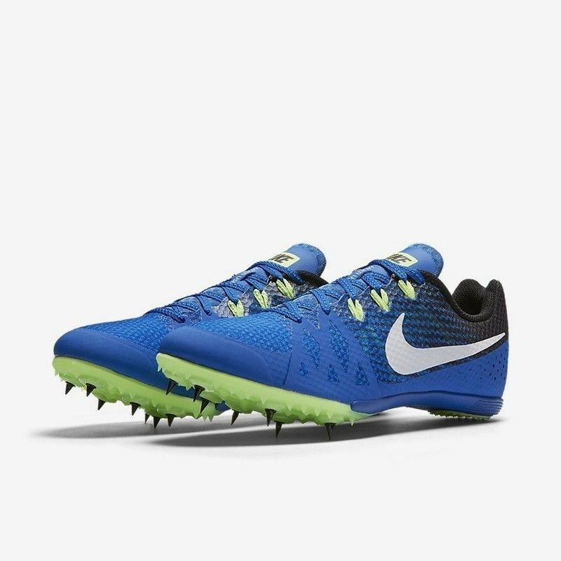 BRAND NEW! Nike Zoom Rival M 8 Men's Track Sprint Spikes Shoes 806555 413 Comfortable