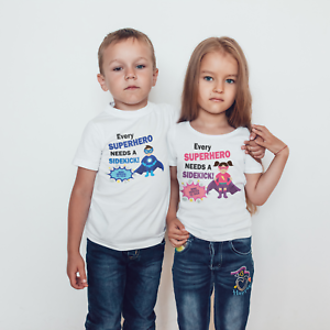 31a356ff Image is loading Big-sister-brother-Personalised-Baby-Vest-or-tshirt-