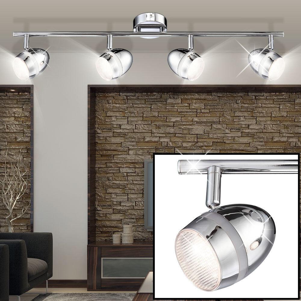 LED de diseño retro barra mantas spot barra retro de cromo bala emisor móvil lámpara lámpara cc5a4a