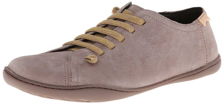 Neu Camper Echtleder Schuhe PEU CAMI 20848-020 Grau Echtleder Camper Schnürer Damen Sneakers 8f82a4