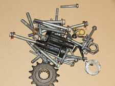 KAWASAKI Z750 ZR750L 2008 MOTOR SCHRAUBEN KLEINTEILE ENGINE BOLTS SMALL PARTS