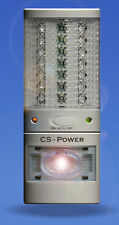 Emergency Power Outage Light - Single White