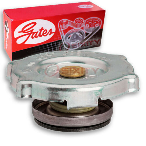 Gates Radiator Cap for 2005-2006 Chevrolet Uplander 3.5L V6 Antifreeze vs