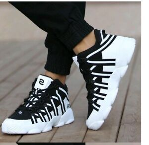 men athletic fashion casual sneakers sports shoes 711