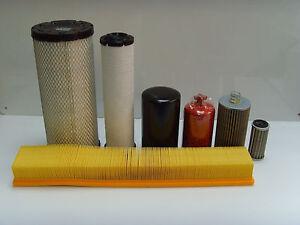 McCormick C-MAX 75, 85, 95, 105 Filter Service Kit
