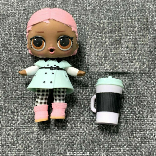 Real LOL Surprise Dolls Baby Babe Queen with cap toy Cute girl gift