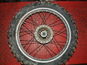 Hinterrad Felge Rad rear wheel Honda XL 125 K