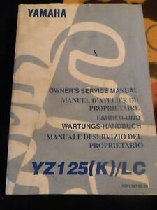 YAMAHA-039-98-YZ-125-K-LC-OWNERS-SERVICE-MANUAL-5DH-28199-30