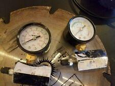 2 Radiant Heat Manifold Pressure Test Units