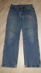 Blau Wrangler W32 Comfort H2900 Jeans Gut Fit HxqwaX