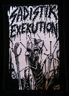 Sadistik Exekution Brains Patch Death Metal Dave Slave Rok Sloth Rev Kris Hades