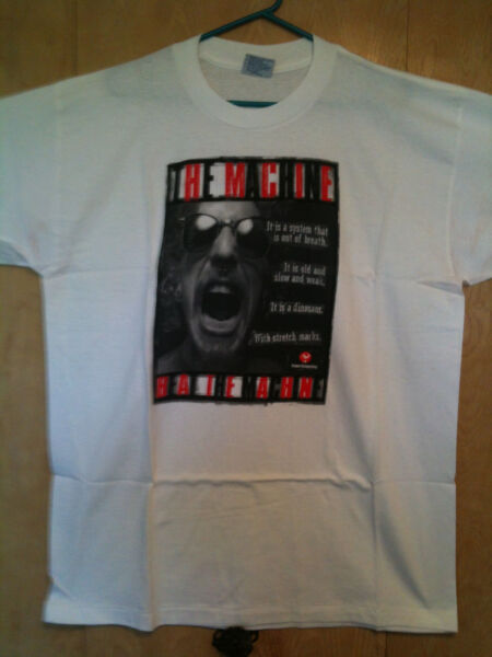 (apple) Power Computing _ Macworld _ 1997 _ Ambassadors Promo T-shirt _ (sz Xl) Speciale Zomerverkoop