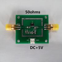 19dBm 10MHz-6000MHz 6Ghz RF HF VHF UHF Wideband Power Amplifier amp Ham 20db