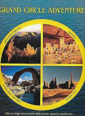 Grand Circle Adventure : The Story Behind the Scenery by Allen C. Reed-ExLibrary