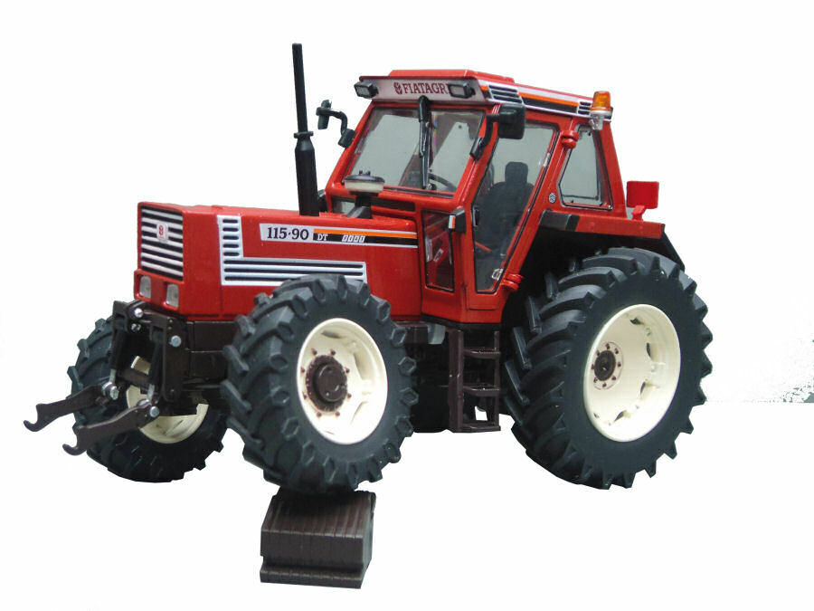 Fiat 115-90 DT Tractor 1:32 Model REPLICAGRI