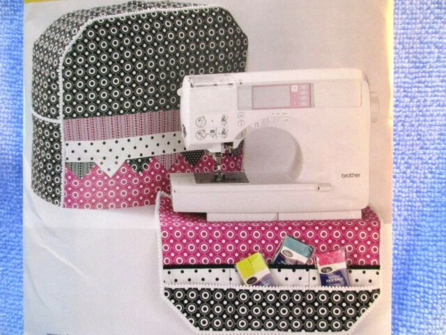 Simplicity Pattern A2106 One Size Easy Sewing Machine Cover ...