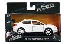 Jada Fast & Furious 8 Mr. Little Nobody's Subaru WRX STI 1:32 98305 White