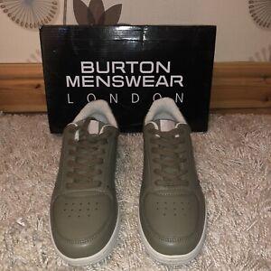 Burton-Menswear-London-Trainer-Size-9