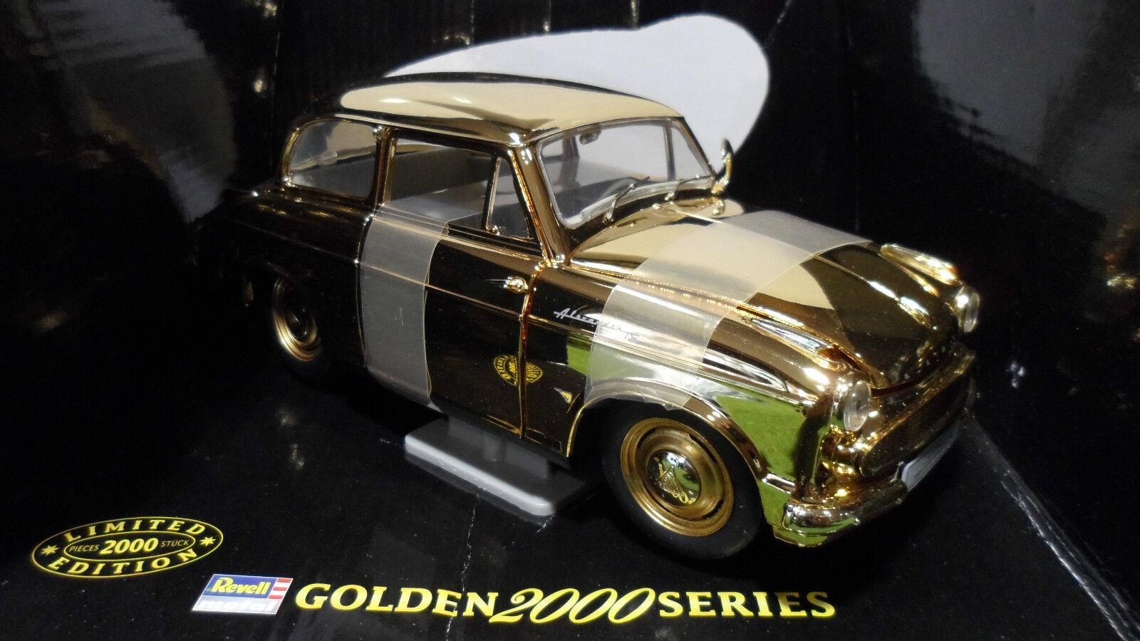 LLOYD ALEXANDER TS OR 1 18 REVELL 08907 orEN 2000 SERIES voiture miniature